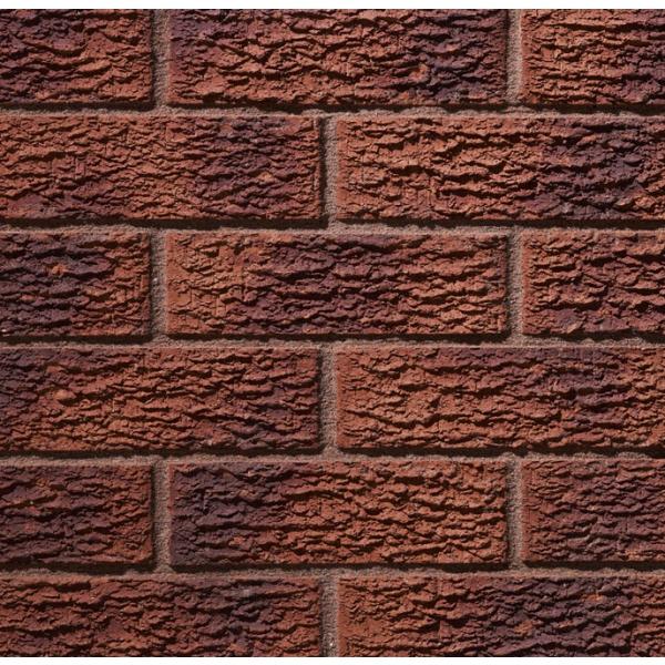 Carlton 65mm Heather Rustic Brick Buildbase