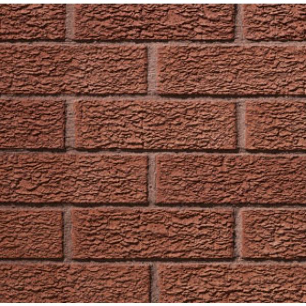 Carlton 65mm Red Rustic Brick Buildbase