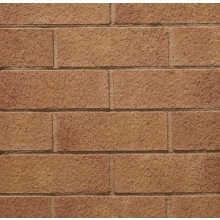 Carlton 73mm Gold Sandfaced Brick