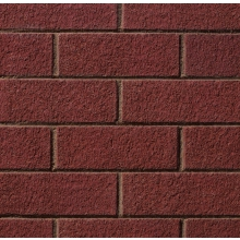 Carlton 73mm Red Sandfaced Brick