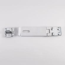 CB Safety Hasp & Staple Bright Zinc Plated 114mm