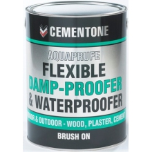 Cementone 5ltr Freeflo Waterproofer 365063