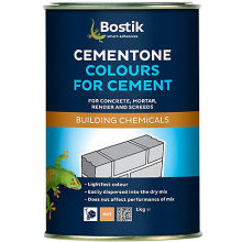 Cementone No1 Buff Colour For Cement 1kg