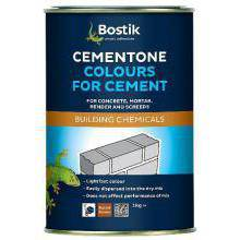 Cementone No1 Russet Brown Colour For Cement 1kg