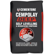 Cempolay Deep Fill Levelling Compound 20kg