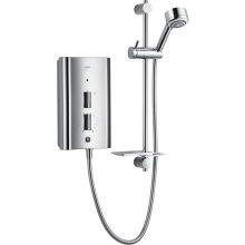 Mira Escape Thermostatic Electric Shower 9.8kw Chrome