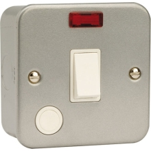 Click CL023 20A DP Switch With Optional Flex Outlet And Neon