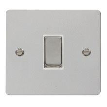 Click FPCH411WH Ingot 10AX 1 Gang 2 Way Switch