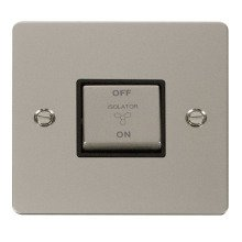 Click FPPN520BK Ingot 10A 3 Pole Fan Isolation Switch