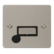 Click FPPN550BK Ingot 13A Connection Unit + Flex Outlet