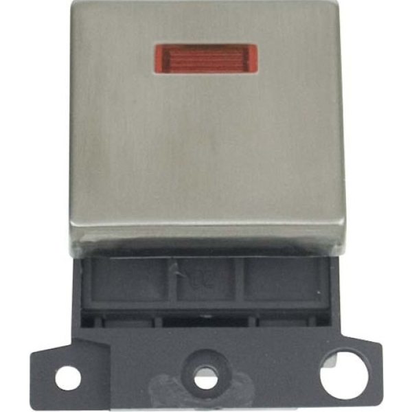 Click MD023SS 20A DP Ingot Switch With Neon