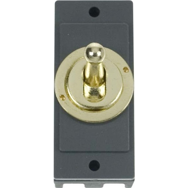 Click MD9102BR 10AX 2 Way Toggle Switch Module