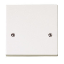 Click PRW215 45A Cooker Outlet Plate