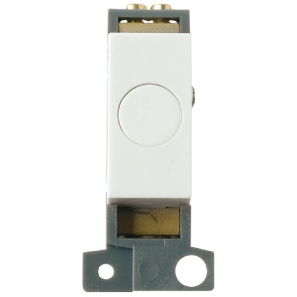 Click Scolmore MD017WH 20A DP Flex Outlet Module- White