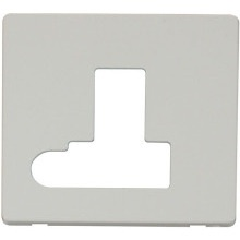 Click SCP151PW Switched Connection Unit With Flex Outlet Cover Plate - White