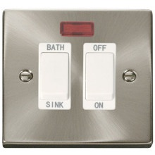 Click VPSC024WH 20A DP Sink/Bath Switch