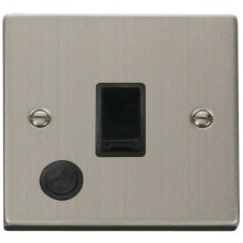 Click VPSS022BK 20A 1 Gang DP Switch With Flex Outlet