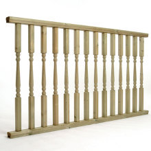 Colonial Readymade Balustrade 1800x985mm