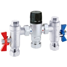 Compact Commercial Therm Mixing Valve