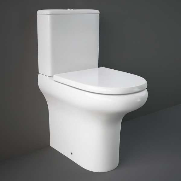 Compact Deluxe High BTW WC Pack 45cm S-C and Seat
