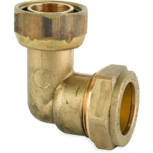 Compression Bent Tap Connector CxFI 15x1/2