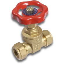 Compression Gate Valve 15mm