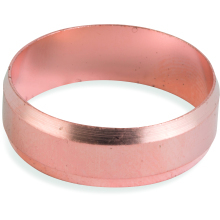 Compression Ring (Olive) 22mm Copper