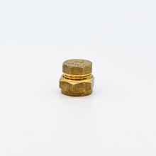 Compression Fittings Stop End 15mm