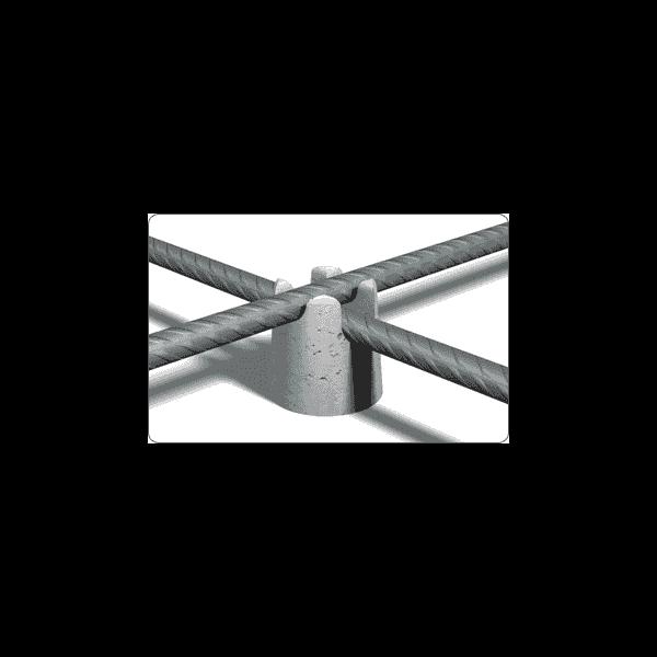 Concrete Form Spacers : Concrete meshmen spacers mm pk