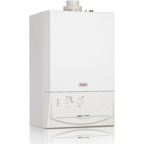 Condensing Regular Boiler CD18R