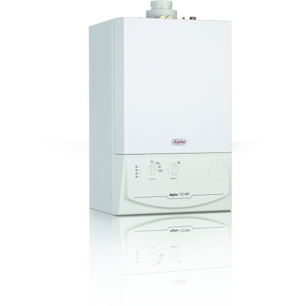 Condensing Regular Boiler CD24R