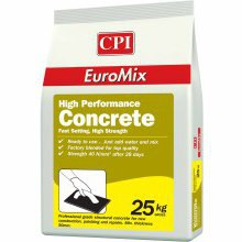 CPI Euromix High Performance Concrete