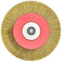 Crimp Wire Wheel Brush 150x25mm
