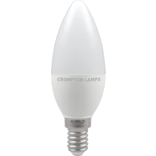 Crompton 3569 LED Candle 6w 2700k SES