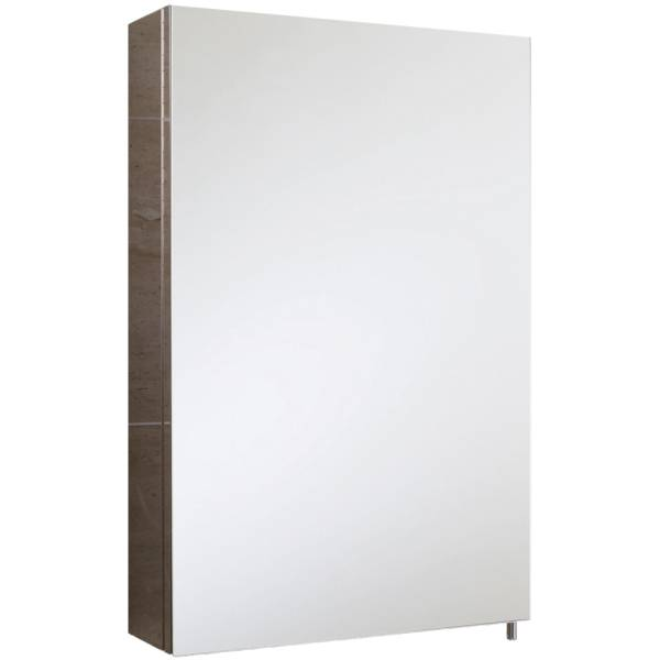 Cube Single Cabinet and Mirror Door 600x400x120mm