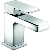 Cubis Mono Basin Mixer with Clicker Waste