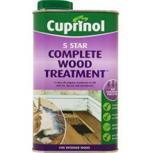 Cuprinol Complete Five Star Treatment 5ltr