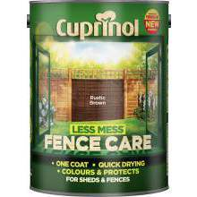 Cuprinol Less Mess Fence Care 5l