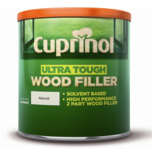 Cuprinol Trade Ultra Tough Wood Filler 250g White