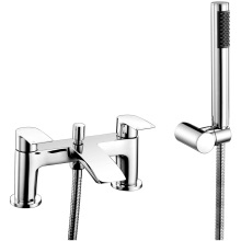 Curve Bath Shower Mixer
