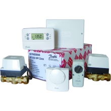 Danfoss Heatplan Pack 2 Port 22mm