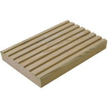 Deck Board Smooth & Grooved Treated