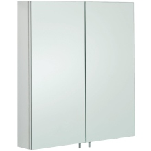 Delta Double Cabinet and Mirror Doors 600x670x120mm