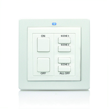 Deta Scene Setter 9525WHW White Wireless Switch