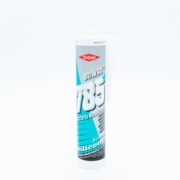 Dow Corning 310ml Sanitary Sealant 785 Clear