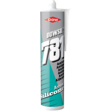Dow Corning 310ml Silicone Sealant 781 White