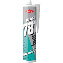 Dow Corning 310ml Silicone Sealant 781 Clear