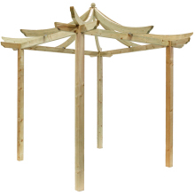 Dragon Pergola 3378x2812x2812mm