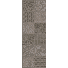 Dream Square Inserto Graphite Wall Tile 700 x 250 x 8.5mm