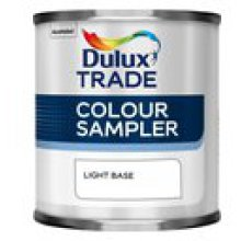 Dulux Trade Sampler Mixed Light Base 250ml